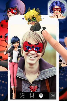 Ladybug Style Camera Dress Up apk screenshot