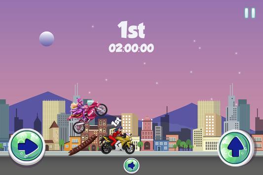 Ladybug Vs Princess Power Racing Game screenshot 1