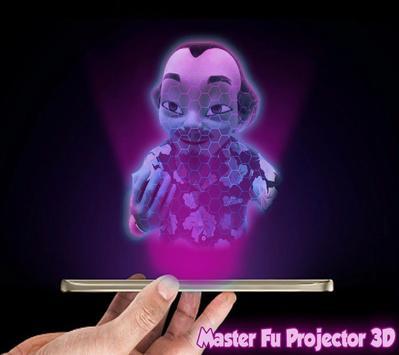 Ladybug 3D Hologram Joke apk screenshot