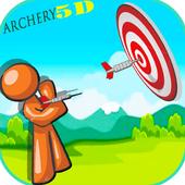Ladybug spider Archery 3 icon