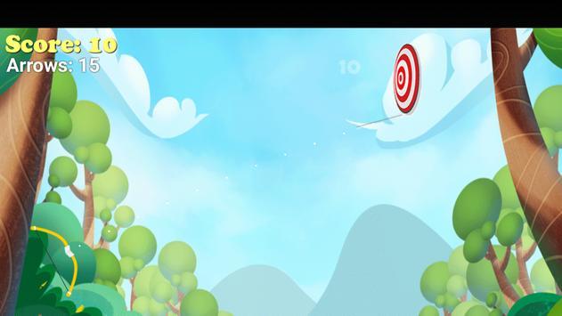 Ladybug spider Archery 3 screenshot 2