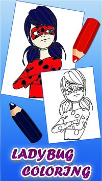 Ladybug Coloring Book APK Download - Free Educational GAME for ...