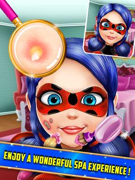 Ladybug Spa Salon Makeover - Skin Doctor screenshot 2