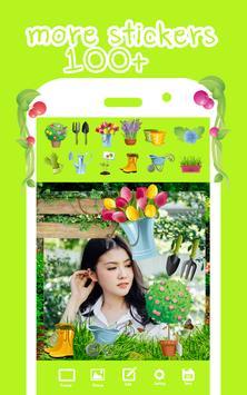 Garden Photo Frame screenshot 1
