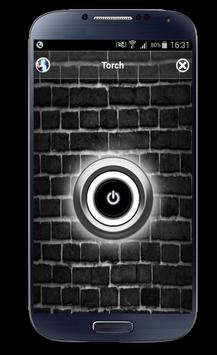 Flashlight Phone Torch screenshot 1