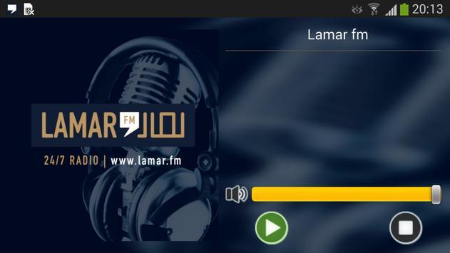 Lamar fm screenshot 1