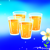 Fresh and Natural good Drinks icon