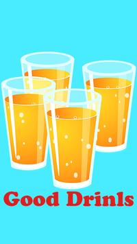 Fresh and Natural good Drinks apk screenshot