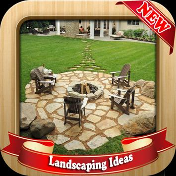 Landscaping Ideas poster