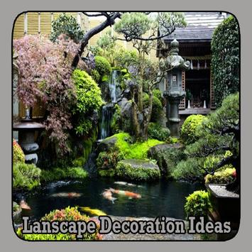 Landscape Decoration Ideas poster