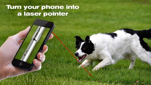 Laser Dog Simulator 2016 poster