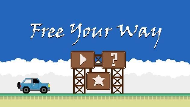 FreeYourWay poster