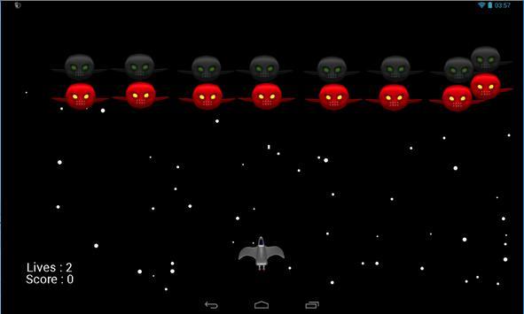 Alpha Invader poster
