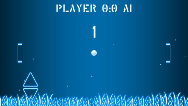 Neon Pong screenshot 1