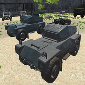 Military 4x4 Off Road Drive icon