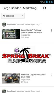 Large Bonds™ Marketing by Spring Break® apk screenshot