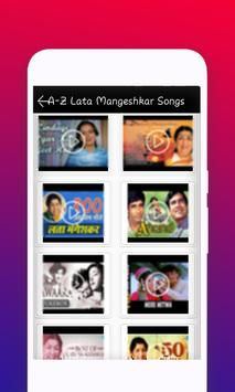 Lata Mangeshkar Video Songs & Music Videos 2018 screenshot 2