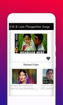 Lata Mangeshkar Video Songs & Music Videos 2018 screenshot 3