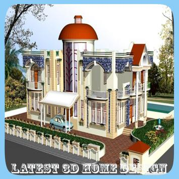 Latest 3D Home Design poster