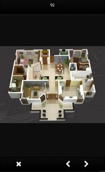 Latest 3D Home Design apk screenshot