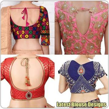 Latest Blouse Designs poster