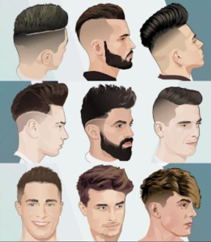Neueste Jungen Oder Manner Frisuren Fur Android Apk Herunterladen