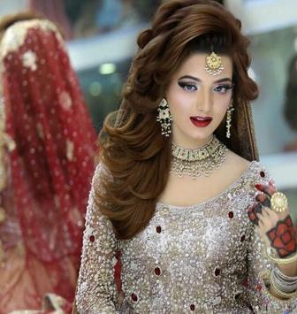 Latest Bridal Makeup Design screenshot 2