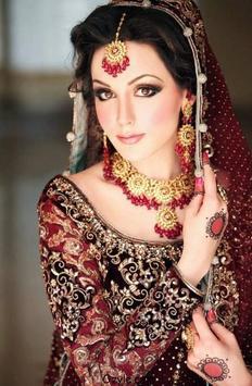 Latest Bridal Makeup Design screenshot 4