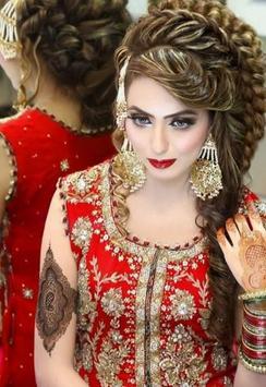 Latest Bridal Makeup Design screenshot 5