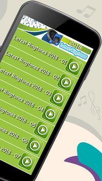 Latest Ringtones screenshot 1