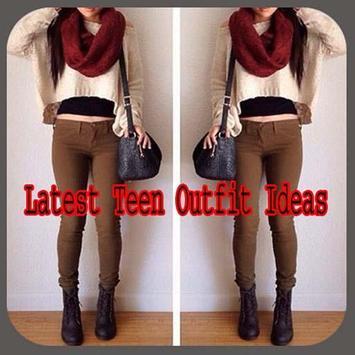 Latest Teen Outfit Ideas apk screenshot