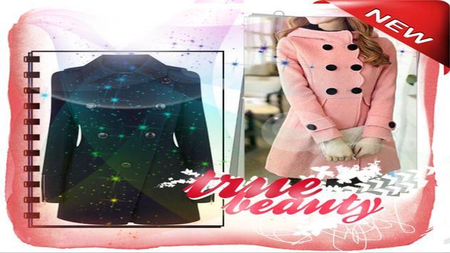 Latest Women Coats Design poster