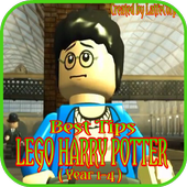 Best Tips Lego Harry Potter icon