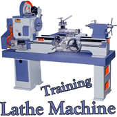 Lathe Machine Programming Operation Guide icon