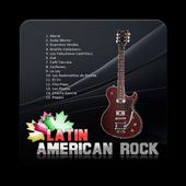 Latin American Rock icon