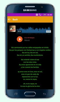 Latin American Rock screenshot 1