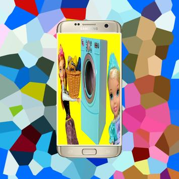 Laundry Toys for Kids apk screenshot