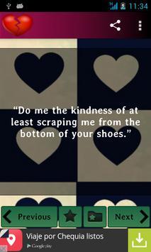 Heartbreak and sadness quotes screenshot 3