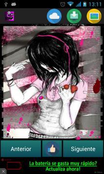 Emo Images screenshot 2