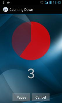 Countdown Chronometer apk screenshot