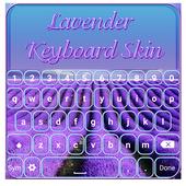 Lavender Keyboard Skin icon