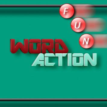 Word Action poster