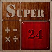 Super 24 Math Brain Trainer icon