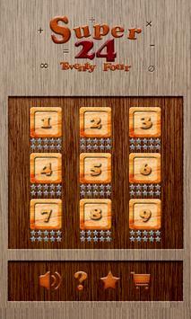 Super 24 Math Brain Trainer poster