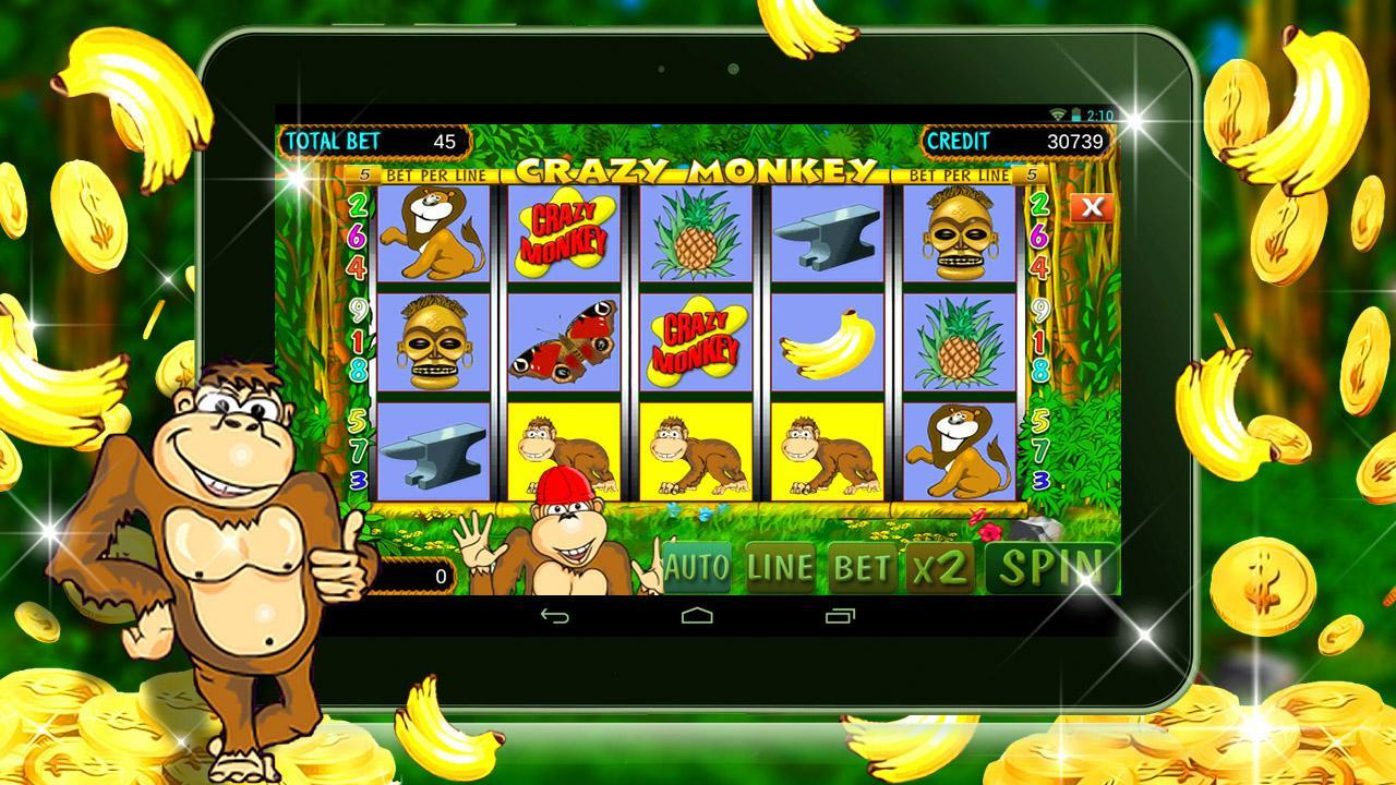 скачать crazy monkey slot