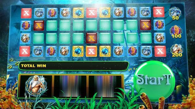 Water Empire slot screenshot 2