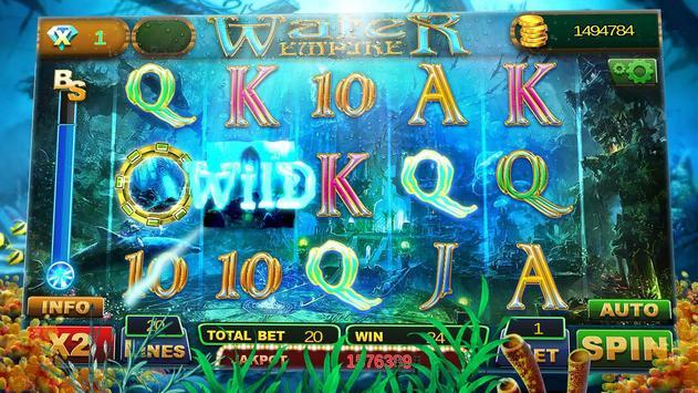 Water Empire slot screenshot 3