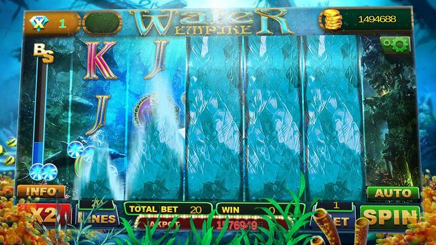 Water Empire slot screenshot 4