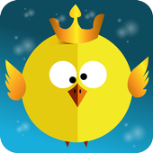Lost king bird icon