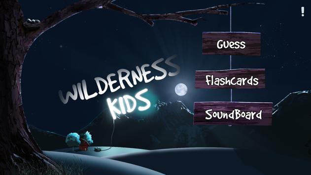 Wilderness Kids:Animal Sounds screenshot 5